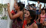 Bạo loạn tại nhà tù Brazil, ít nhất 42 người bị siết cổ tới tử vong