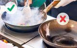 Những sai lầm khi nấu ăn gây ung thư mà đa phần người Việt đều mắc phải