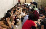 Phát hiện hàng chục thanh niên phê ma túy tại vũ trường Đông Kinh