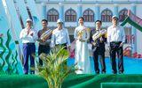 """""""Đại Sứ Đại Dương Xanh"""" được Phó Thủ Tướng và Bộ Trưởng vinh danh tại Bạc Liêu"""