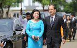 Bố chồng hoa hậu Thu Thảo thay vợ ngồi ghế nóng Tập đoàn Trung Thủy