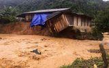 Lũ quét cuốn trôi lán trại ven suối ở Điện Biên, 3 người trong gia đình bị thương, mất tích