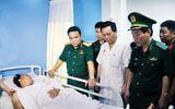 Vụ bị bắn trọng thương trong lúc bắt tội phạm ma tuý: Hai chiến sĩ biên phòng đã qua cơn nguy kịch