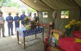 Tiếp tục phát hiện hài cốt liệt sĩ trong khuôn viên trường học ở Quảng Trị