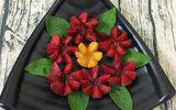 Gợi ý những cách bày trái cây đơn giản mà đẹp như tranh cho Tết Đoan Ngọ 5/5 Âm lịch thêm màu sắc