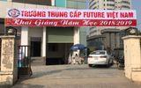 """Hé lộ Phó trưởng khoa Trường trung cấp Future Việt Nam: """"Một tay che cả bầu trời?"""""""