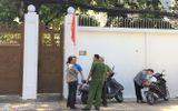 Biệt thự bà Lê Hoàng Diệp Thảo đóng cửa, nhân viên thi hành án không thể vào