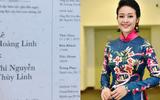 MC Phí Linh gây bất ngờ khi kết hôn trong tháng 6