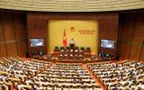 Sáng nay (6/6), Phó Thủ tướng Phạm Bình Minh đăng đàn trả lời chất vấn