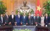 Thủ tướng mong SK và Vingroup hợp tác tốt hơn để có những sản phẩm mới