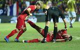 Anh Đức nói về lý do ngã quỵ ngay sau khi ghi bàn thắng đặc biệt vào lưới Thái Lan