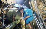 Hôm nay (7/6), dự kiến tiếp cận nạn nhân bị mắc kẹt trong hang sâu ở Lào Cai