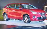"""Trình làng mẫu ô tô Toyota Glanza """"sang chảnh"""" giá chỉ 243 triệu đồng"""
