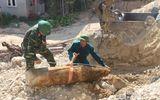 Video: Tiến hành hủy nổ quả bom 350 kg ở Nghệ An
