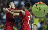 FOX Sports nhận định về cú nhấc chân của Quang Hải giúp Đức Huy sút tung lưới Curacao