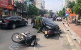 Quảng Ninh: Xe ô tô mất lái gây tai nạn liên hoàn khiến nhiều người hoảng hốt bỏ chạy