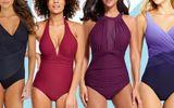 Những mẫu áo tắm hot nhất mùa hè này khiến bạn trông thon gọn hơn