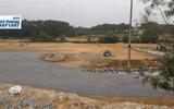 """Sơn Tây - Bài 1: Đi tìm """"bí mật"""" về dự án Golden Lake Hòa Lạc đang rao bán rầm rộ"""