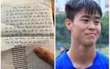 """Lời hứa đầy xúc động của Duy Mạnh dành cho fan nhí: """"Chú sẽ đá bóng thay phần con"""""""