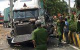 Tai nạn kinh hoàng: Container tông trực diện ô tô 4 chỗ, 3 người tử vong