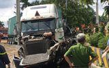 Vụ container tông xe 4 chỗ ở Tây Ninh: Xác định danh tính 5 nạn nhân tử vong