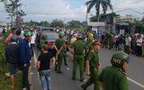 """Bắt khẩn cấp kẻ """"gọi"""" nhóm giang hồ vây xe công an ở Đồng Nai"""