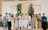 """Tin tức giải trí - Tin tức giải trí mới nhất ngày 15/6/2019: Dàn sao Việt """"khủng"""" chúc mừng đám cưới MC Phí Linh"""