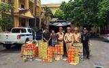 Bắc Giang: Chặn xe chạy quá tốc độ, CSGT phát hiện gần 300kg pháo nổ