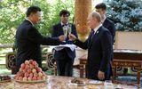 Tin thế giới - 3 món quà bất ngờ ông Putin tặng ông Tập Cận Bình mừng sinh nhật