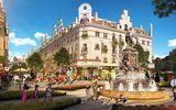 """Tài chính - Doanh nghiệp - Shophouse Europe: """"Thánh địa"""" mua sắm bên bờ Vịnh Hạ Long"""