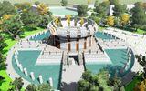 Tin trong nước - Cần Thơ: Khởi công xây dựng đền thờ các vua Hùng với tổng mức đầu tư gần 130 tỉ đồng