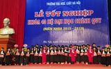 Trường Đại học Luật Hà Nội tổ chức lễ trao bằng tốt nghiệp cho 1831 tân cử nhân Luật