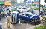 """Tin trong nước - Gia Lai: """"Xe điên"""" tông liên hoàn hàng loạt xe máy dừng đèn đỏ, nhiều người phải nhập viện"""