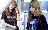 Tin tức giải trí - Nam Em lăng xê kiểu tóc Lisa (BLACKPINK), diện set đồ hiệu trăm triệu ở sân bay