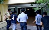 An ninh - Hình sự - Xử vụ nghi dâm ô bé gái trong thang máy: Ông Nguyễn Hữu Linh trốn vào nhà vệ sinh khi đến tòa