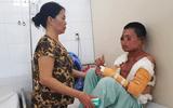 Xui rủi ập đến, nam sinh bất ngờ bị bỏng nặng trước ngày thi THPT quốc gia