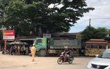 Tin tức tai nạn giao thông mới nhất hôm nay 27/6/2019: Xe máy chở 4 va chạm ô tô tải, 2 người tử vong