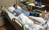 Bóng đá - Trung vệ Đình Trọng phẫu thuật thành công tại Singapore