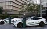 Choáng ngợp với dàn siêu xe đắt đỏ của cảnh sát Dubai