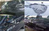 Hà Nội: Xác minh vụ hai ô tô bị dội axit do không gửi tại bãi xe tự phát