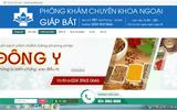 Sở Y tế Hà Nội phát hiện nhiều sai phạm tại Phòng khám chuyên khoa ngoại Giáp Bát