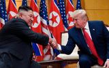 Tổng thống Mỹ mời nhà lãnh đạo Triều Tiên tới thăm Nhà Trắng