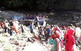 Xe buýt gặp tai nạn thảm khốc, ít nhất 33 người thiệt mạng