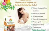 Ngũ cốc Min Min hỗ trợ lợi sữa sau sinh, đem nguồn dinh dưỡng vàng cho con