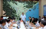 Bộ trưởng Nguyễn Xuân Cường chỉ đạo chủ động phương pháp ứng phó bão số 2