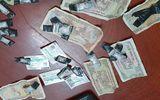 Chiêu trò dán ma túy vào thẻ điện thoại, tiền lẻ để qua mặt công an của nữ quái Kiên Giang