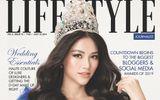Hoa hậu Phương Khánh đẹp lộng lẫy trên bìa tạp chí thời trang danh tiếng