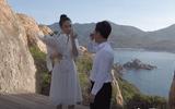 Video: Cường Đô La rớm nước mắt khi cầu hôn Đàm Thu Trang bên bờ biển