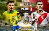 Tin tức thể thao mới - nóng nhất hôm nay 7/7/2019: Lịch thi đấu chung kết Copa America 2019 Brazil - Peru