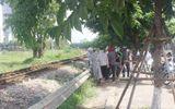 Hà Nội: Người đàn ông băng qua đường sắt bị tàu hỏa cán tử vong